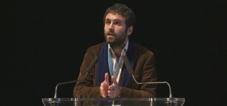 """Intervention Damien Baldin colloque Ocha """"Des animaux et des hommes"""""""